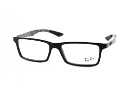 Leesbril Ray-Ban 0RX-8901 5610 55 top black on shiney grey