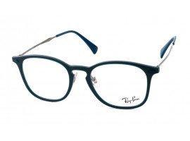 leesbril-ray-ban-ORX8954-8030-blauw-schuin |mijnleesbril.nl