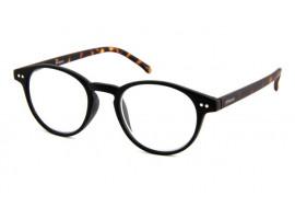 Leesbril Polaroid S3416 zwart/havanna   | Mijnleesbril.nl