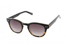 leeszonnebril-eye-bobs-laid-131-05-zwart-havanna-schuin |mijnleesbril.nl