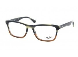 Leesbril Ray-Ban RX5279-5540-55 blauw/bruin
