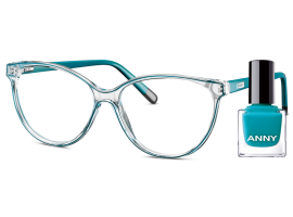 leesbril-anny-eyewear-963003-70-addicted-to-shoes-turquoise-schuin |mijnleesbril.nl
