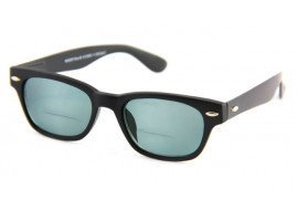 Leeszonnebril INY Woody Sun Bifocaal G13500 zwart | mijnleesbril.nl