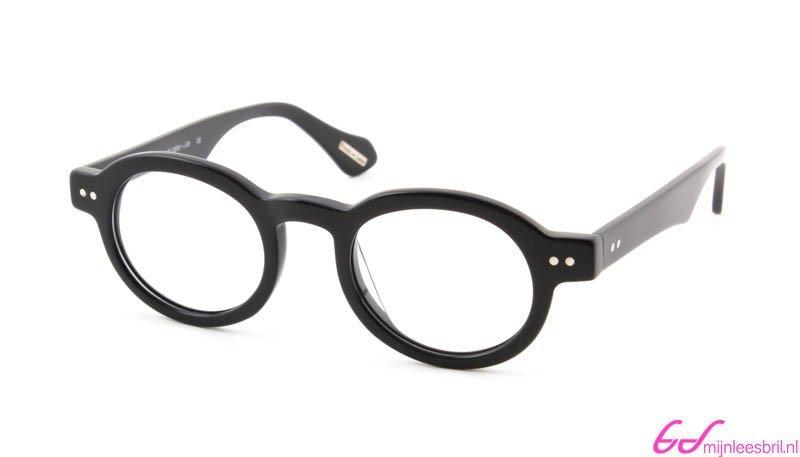 Leesbril Frank and Lucie Eyeball FL13200 zwart - mijnleesbril.nl