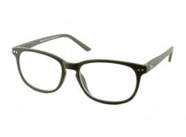 Computerbril Blueberry XL Kaki-Geen