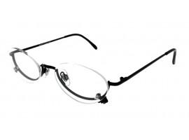 Make-up bril INY Beauty G7200 zwart | mijnleesbril.nl