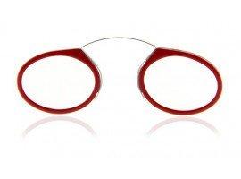 Leesbril Seeoo rood   mijnleesbril.nl