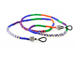 Brilketting Happy - Nes blauw/groen