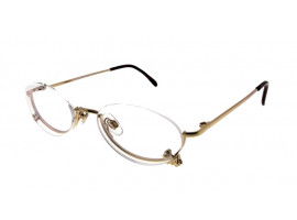 Make-up bril INY Beauty G7000 goud | mijnleesbril.nl