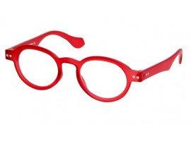 Leesbril INY Doktor G12200 rood/transparant | mijnleesbril.nl
