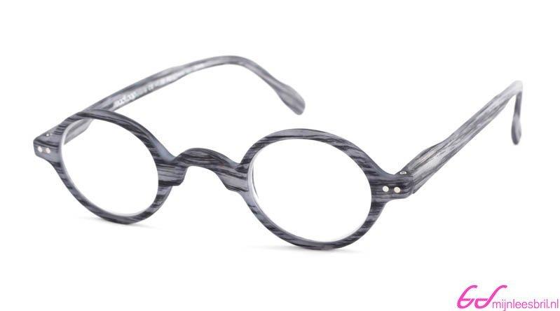 Leesbril Readloop Legende 2602-02 grijs | mijnleesbril.nl