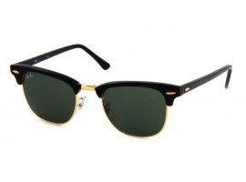 Zonneleesbril Ray-Ban RB3016-W0365-49 zwart/goud | Mijnleesbril.nl