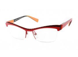 Leesbril Alain Mikli A02017 rood/oranje