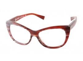 Leesbril Alain Mikli A01346M rood/bruin