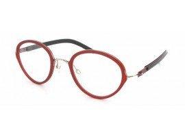 Leesbril Metzler 5050 B rood/zwart | Mijnleesbril.nl