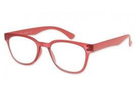 Leesbril INY James G47000 rood | Mijnleesbril.nl