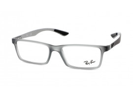 Leesbril Ray-Ban 0RX-8901 5244 53 demi gloss grey