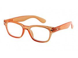 Leesbril INY Woody G14500 oranje | Mijnleesbril.nl