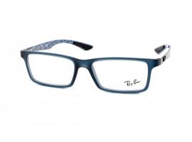 119dd34b75ace0 Lees meer · Leesbril Ray-Ban 0RX-8901 5262 55 demi gloss blue