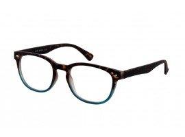 leesbril-i-need-you-karl-g60800-havanna-blauw-schuin |mijnleesbril.nl